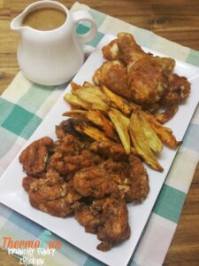 Thermomix-Krunchy-Funky-Chicken