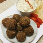 Thermomix-Sesame-Falafel-With-Tahini-Sauce