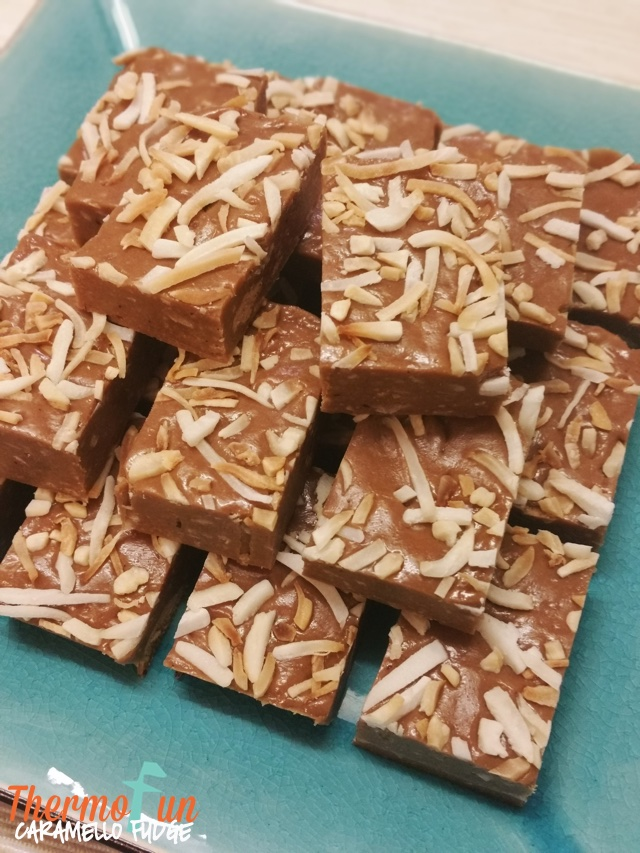 Caramello Fudge