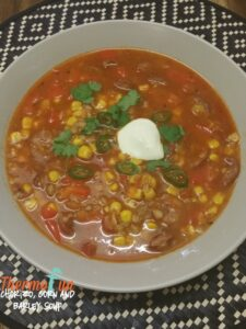 thermomix-Chorizo-Corn-And-Barley-Soup