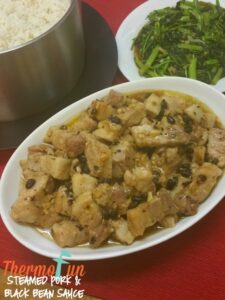thermomix-Steamed-Pork-And-Black-Bean-Sauce