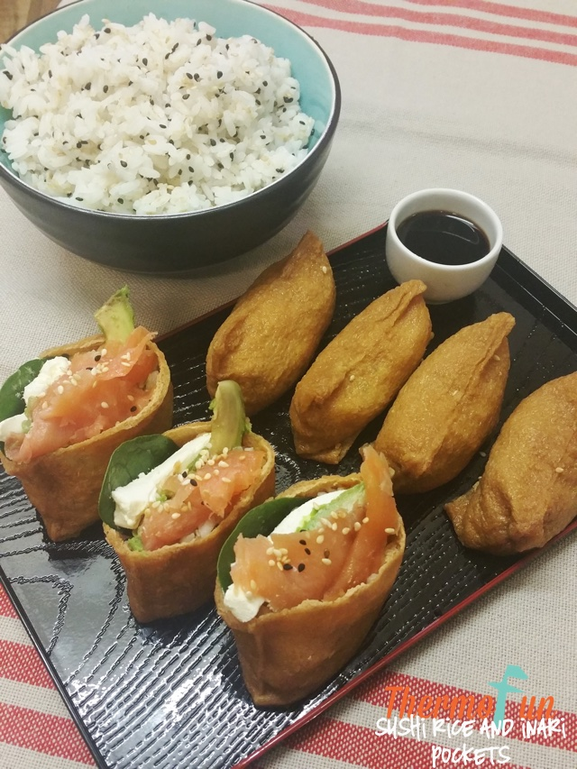 Thermomix-Sushi-Rice-And-Inari-Pockets
