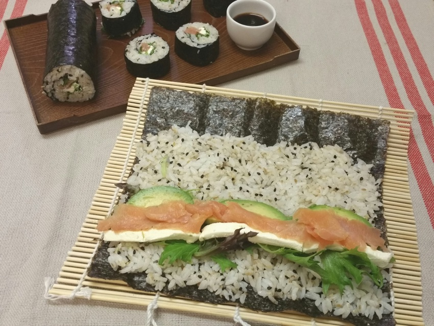 Sushi Rice Example Thermofun Thermomix Recipes Tips