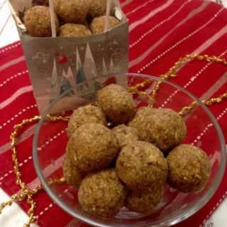 Salted Maple Bliss Balls – Week 46, 2017