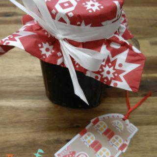 Strawberry and Cranberry Christmas Jam – Week 52, 2017