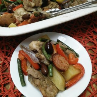 Thermomix-Lemon-Fennel-Chicken-And-Vegetable-Bake