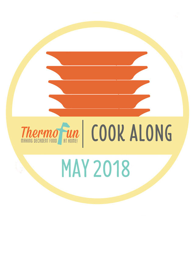 THERMOFUNKIES COOK ALONG – MAY 2018