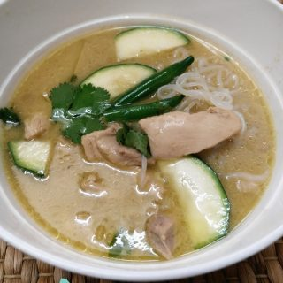 Thai Chicken Noodle Soup – AUGUST 2018