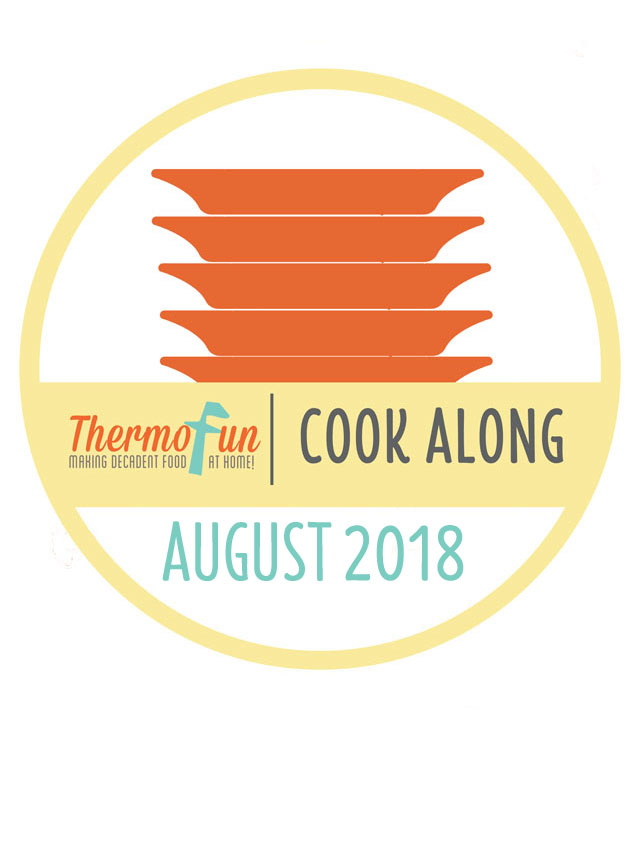 THERMOFUNKIES COOK ALONG – AUGUST 2018